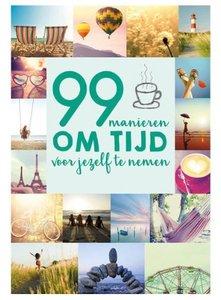 99 Manieren om tijd voor jezelf te nemen